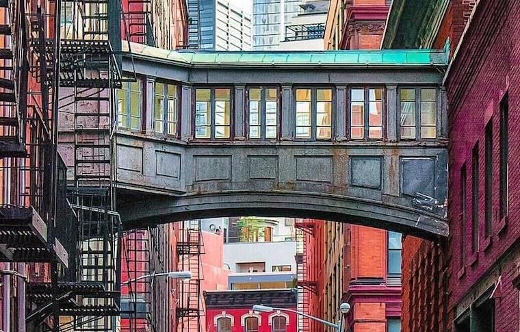 Staple Street Skybridge